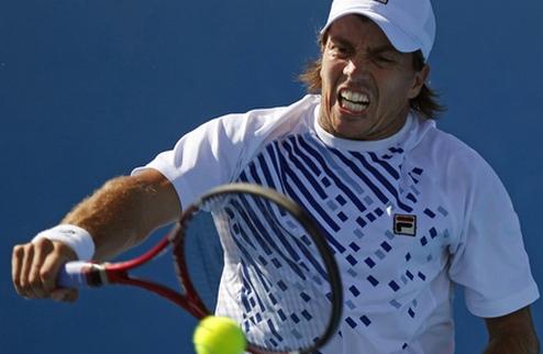 Хьюстон (ATP). Блэйк вылетает в первом круге