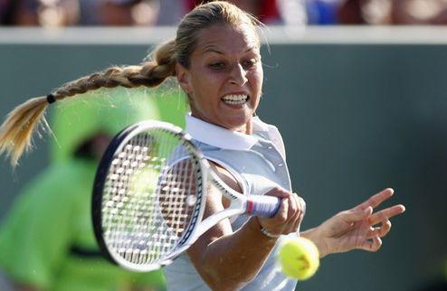 Барселона (WTA). Гергес идет дальше