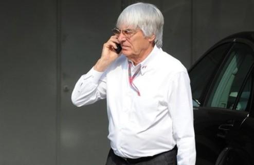 Формула-1. Экклстоун не заставит команды ехать в Бахрейн