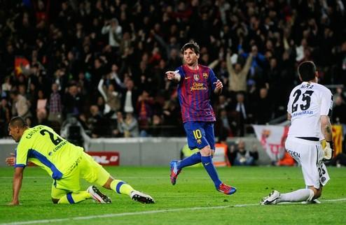 Барселона вплотную приблизилась к Реалу + ВИДЕО