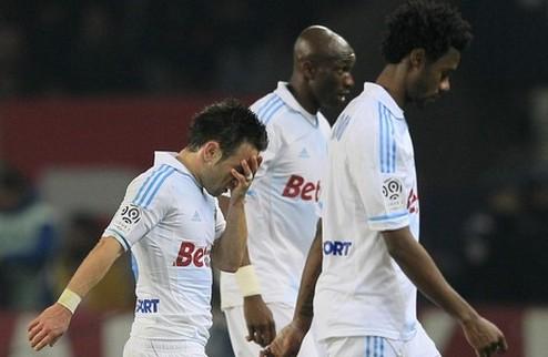 Фаны Марселя просят свою команду проиграть Монпелье