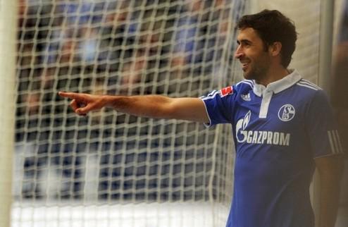 Рауль получил предложение от немецкого клуба