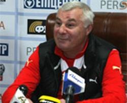 """Демьяненко: """"Первым таймом я опять очень недоволен"""""""