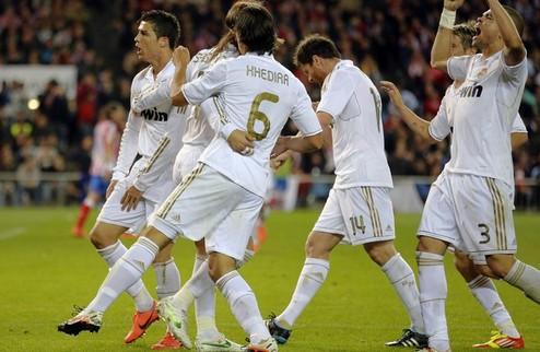 Реал: разгромная победа в дерби + ВИДЕО