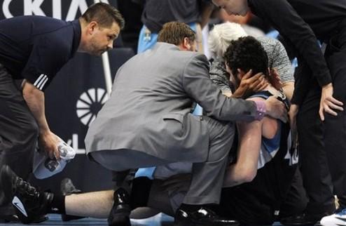 НБА. Лав получил сотрясение мозга