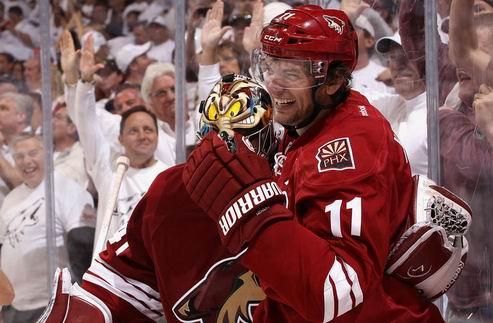НХЛ. Ханзал — первая звезда дня