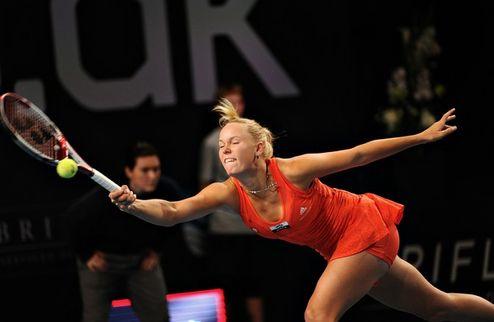 Копенгаген (WTA). Очередной триумф Возняцки