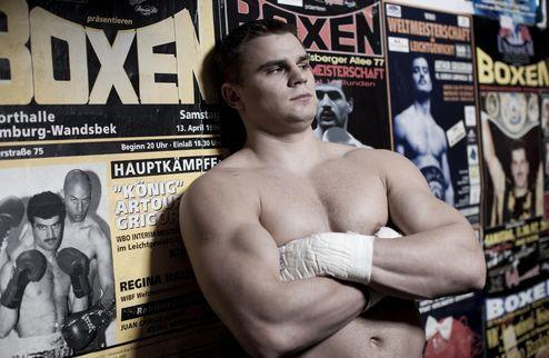 Тренер Бойцова: я не против боя с Кличко в конце года