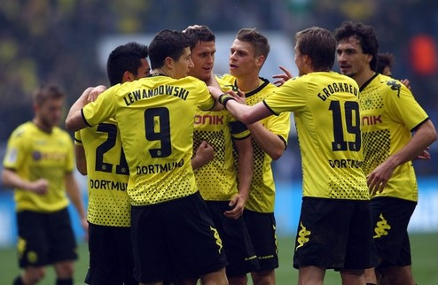 Дортмунд: еще два шага к чемпионству + ВИДЕО