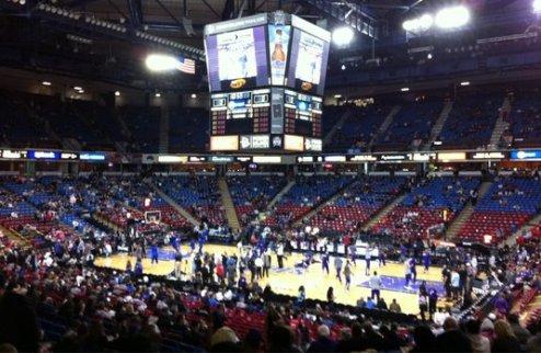 НБА. У Сакраменто не будет новой арены