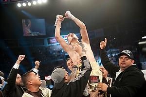 Брендон Риос одержал победу