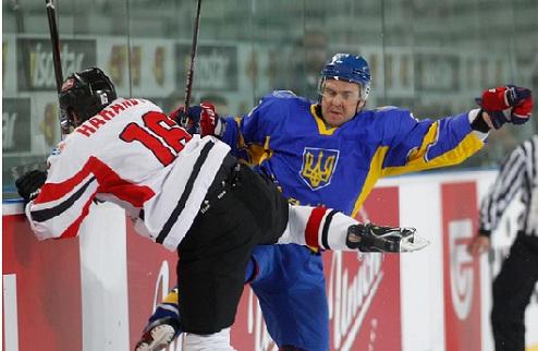 ЧМ (1А). Украина дает бой, но проигрывает Австрии
