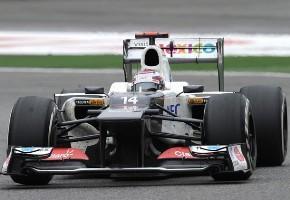 Формула-1. Кобаяси: гонкой разочарован
