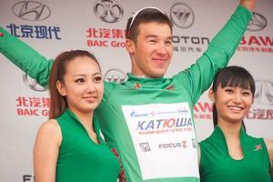 Велоспорт. Галимзянов попался на допинге