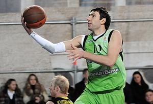 Горбенко продолжит карьеру в Будивельнике