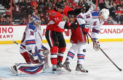НХЛ. Лундквист — первая звезда дня