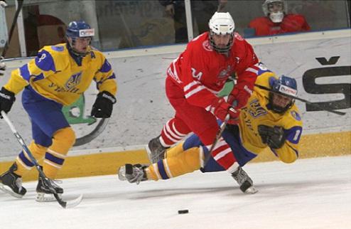 ЧМ U-18 (1B). Украинцы уступают в матче за бронзу