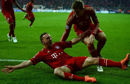 Бавария дожимает Реал + ВИДЕО