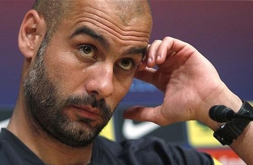 Гвардиола: Я — тренер Челси? Это фантазия