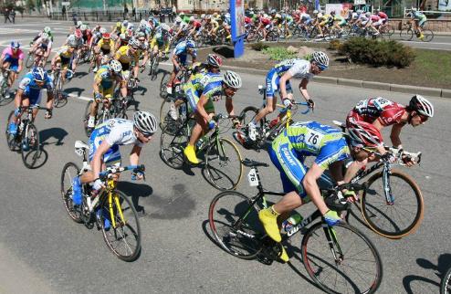 Велоспорт. В Украине пройдет еще одна гонка UCI