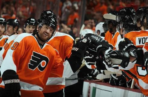 НХЛ. Филадельфия: игроки помнят серию с Бостоном