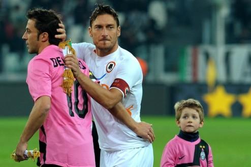Тотти и Дель Пьеро могут получить шанс в сборной