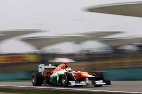 Формула-1. Ди Реста: тяжело проводить две гонки подряд