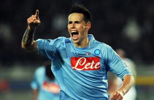 Sky Sport Italia: Хамшик продлил контракт с Наполи