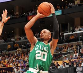 НБА. Аллен покинет Бостон