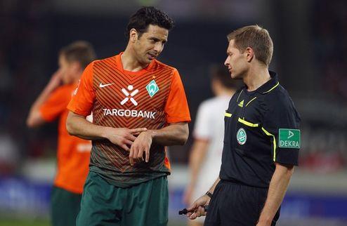 Вердер отрицает, что Писарро договорился с Баварией