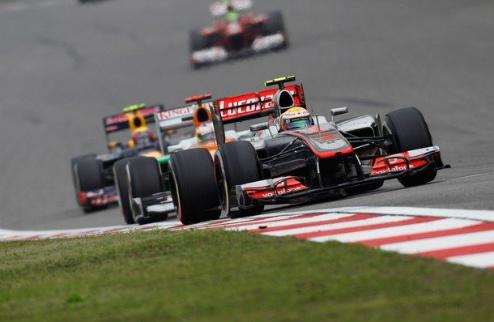 Формула-1. Гран-при Бахрейна. Хэмилтон — быстрейший в первой практике