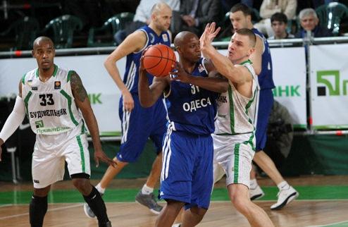 Суперлига. Одесса вырывает победу в Киеве