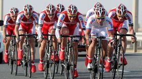 Велоспорт. Катюша определила состав на Президентский Тур Турции
