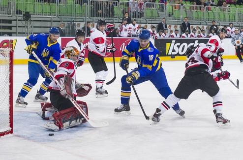 ЧМ (1А). Украина выгрызает победу у Японии