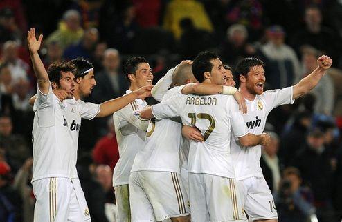 Реал побил рекорд Ла Лиги