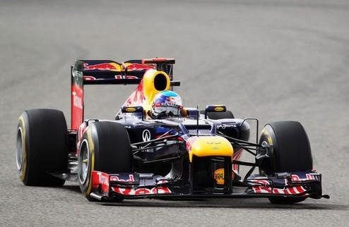Формула-1. Гран-при Бахрейна. Победа Феттеля, успех Лотуса, проблемы Макларена