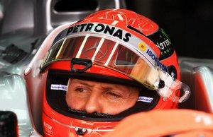 Формула-1. Шумахер раскритиковал Пирелли