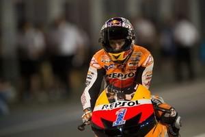 """MotoGP. Стоунер: """"Надеюсь, что боли в руке не повторятся в Хересе"""""""