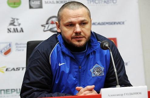 Годынюк покинул юниорскую сборную