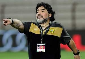 Марадона грозится покинуть Аль-Васл