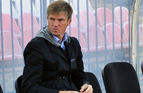 Максимов доработает с Кривбассом до конца сезона