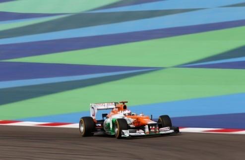 Формула-1. Форс Индия экономит деньги?