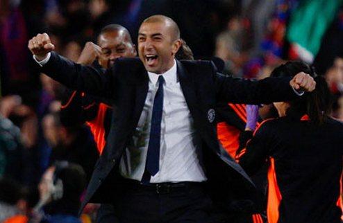Абрамович сделает Ди Маттео полноценным тренером Челси?