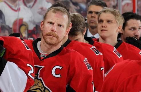 НХЛ. Альфредссон не знает, будет ли продолжать карьеру