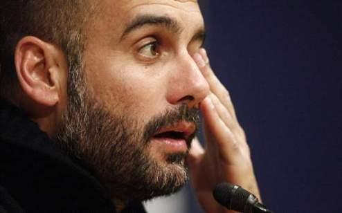 Официально: Гвардиола покидает Барселону