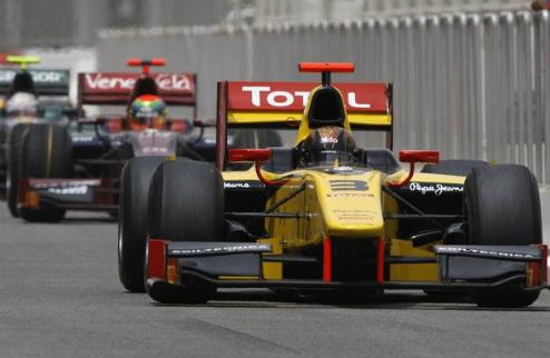 GP2. Бахрейн. Вальсекки вновь на вершине
