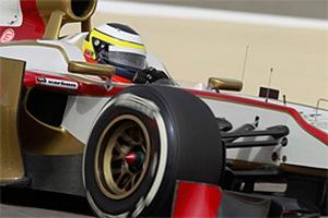 Формула-1. Де ла Роса: перерыв пойдет на пользу Хиспании