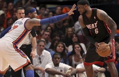 НБА. Точка зрения. Восточные баталии