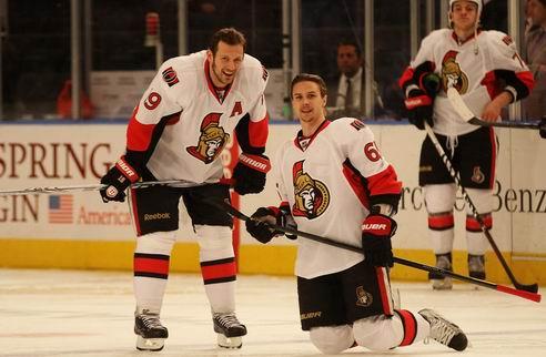 НХЛ. Оттава: игроки и тренер довольны нынешним сезоном