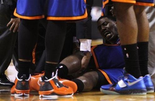 НБА. Шамперт тоже выбыл до конца сезона